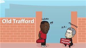 Fan Man United thất vọng não nề khi chờ Morata nhưng lại 'phải' đón Lukaku