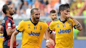 Video clip highlights bàn thắng trận Genoa 2-4 Juventus