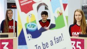 Với Fan ID, tới Nga xem World Cup 2018 mà không cần visa