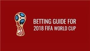 CHỌN KÈO và trực tiếp Bán kết World Cup 2018: Pháp vs Bỉ (01h00 ngày 11/7)