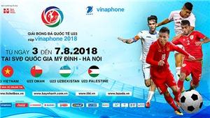 Xem trực tiếp U23 Việt Nam vs U23 Uzbekistan (19h30, 7/8)