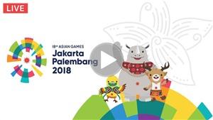 Trực tiếp lễ bế mạc Asiad 2018
