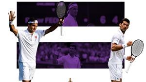 Trực tiếp tennis: Djokovic vs Federer. Trực tiếp Chung kết Wimbledon 2019