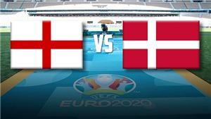 Anh 2-1 Đan Mạch: Tuyển Anh lần đầu vào chung kết EURO