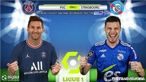 Kèo nhà cái. Soi kèo PSG vs Strasbourg. TTTT HD trực tiếp bóng đá Pháp Ligue 1 (02h00, 15/8)