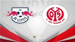 Kèo nhà cái. Soi kèo Mainz vs Leipzig. TTTT HD trực tiếp bóng đá Bundesliga (20h30, 15/8)