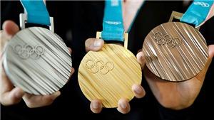 Bảng xếp hạng, bảng tổng sắp huy chương Olympic Tokyo 2021