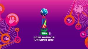Lịch thi đấu Futsal World Cup 2021. VTV6 trực tiếp futsal Việt Nam vs Nga