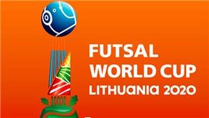 BXH Futsal World Cup 2021 - Bảng xếp hạng Futsal thế giới 2021 - BXH Futsal Việt Nam