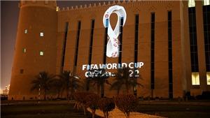 Lịch thi đấu và trực tiếp bóng đá vòng loại World Cup 2022 hôm nay