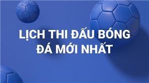 Lịch thi đấu Cúp C1 và trực tiếp bóng đá Champions League vòng bảng lượt 3