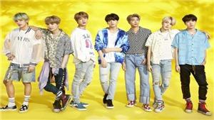 BTS 'làm mưa làm gió' tại bảng xếp hạng Nhật