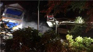 Cháy tại khu đô thị Xa La, Hà Nội, 4 người may mắn thoát nạn