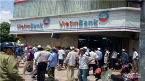 Vụ cướp tại Ngân hàng Vietinbank chi nhánh Đông Hà Nội: Xác định danh tính đối tượng