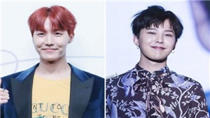 Chỉ với 1 album solo duy nhất, J-Hope BTS bỏ xa 'lão làng' G-Dragon Big Bang