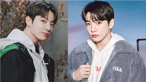 Cú sốc visual của Jungkook BTS trong loạt quảng cáo mới ra mắt