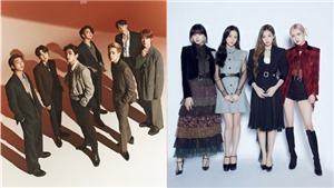 Top idol K-pop được thanh thiếu niên tìm kiếm nhiều nhất 2021