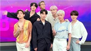 BTS, Blackpink và Twice tranh giải tại MTV EMA 2021
