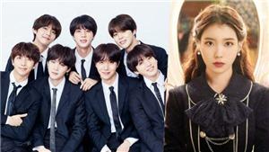 BXH Ca sĩ tháng 10: BTS, IU 'thua cuộc' trước nam idol sinh năm 1991