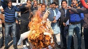 Thêm một nạn nhân cưỡng bức tập thể bị thiêu sống tại Ấn Độ