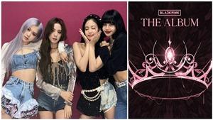 'The Album' của Blackpink được đặt trước nhiều nhất lịch sử Kpop