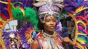 Rực rỡ sắc màu tại Calabar Carnival, Nigeria