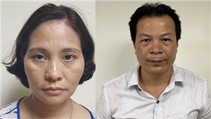 Khởi tố bị can vụ án xảy ra tại Trung tâm Kiểm soát bệnh tật CDC Hà Nội