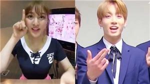 BTS, Twice, EXO, Red Velvet có lời chào ấn tượng với fan nhất