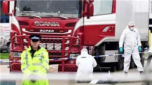 Vụ phát hiện 39 thi thể người nhập cư vào Anh: Thủ tướng chỉ đạo Bộ Công an xác minh, báo cáo trước ngày 5/11