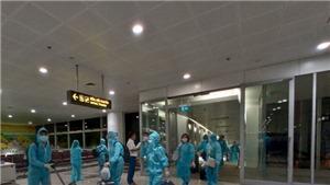 Đưa hơn 340 công dân Việt Nam về nước từ Macao, Trung Quốc