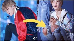 Lý do BTS và các sao Kpop luôn 'bầm dập' đầu gối