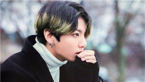 Jungkook BTS tiếp tục là nam idol được tìm kiếm nhiều nhất trên Google