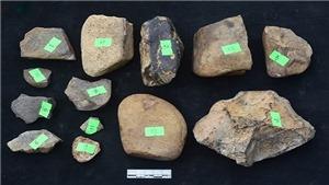 Phát hiện 4 di tích người tiền sử ở Vườn Quốc gia Ba Bể, tỉnh Bắc Kạn