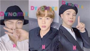 BTS tung hiệu ứng Instagram 'cực ngầu' cho 'Dynamite'