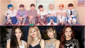 Blackpink và BTS 'phá đảo' YouTube, nhiều nghệ sĩ US - UK đuổi không kịp
