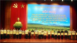 Tất cả các thôn, xã ở Quảng Ninh thoát khỏi diện đặc biệt khó khăn