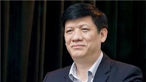 Thủ tướng giao quyền Bộ trưởng Bộ Y tế cho Thứ trưởng Thường trực Nguyễn Thanh Long