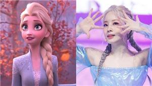 Bằng chứng Dahyun Twice là nữ hoàng Elsa ngoài đời thực