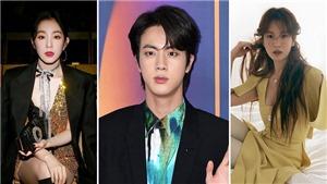 Top 10 sao Hàn được bầu chọn sang chảnh, thần thái nhất: BTS, Twice, Red Velvet