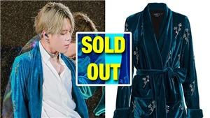 Cháy hàng 'outfit' Jungkook và Jimin BTS mặc tại Chiba, chứng tỏ ARMY rấu giàu