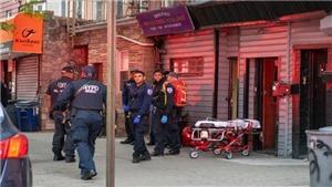 Xả súng tại hộp đêm khiến 4 người tử vong tại New York, Mỹ