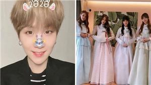 BTS và các sao Kpop gửi lời chúc Tết Nguyên đán 2020