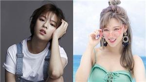 Jeongyeon Twice hoàn hảo trong mọi kiểu tóc