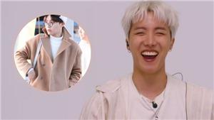 Bất ngờ cách J-Hope trả lời ai 'sành điệu' nhất nhóm BTS?