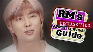 Cẩm nang dành cho ARMY tân binh theo lời khuyên của RM BTS