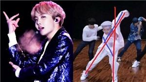 Loạt ảnh chứng minh J-Hope BTS là 'bậc thầy' vũ đạo