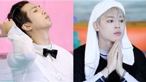 BTS tiết lộ 4 thói quen lạ khi tắm