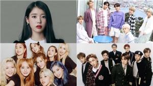 Top 5 nghệ sĩ K-pop giành nhiều giải quán quân nhất trên Billboard