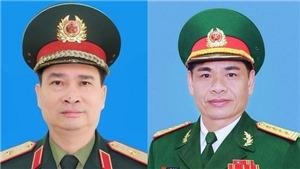 Chủ tịch nước ký quyết định truy thăng quân hàm cấp Thiếu tướng cho đồng chí Nguyễn Hữu Hùng