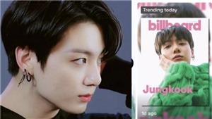 Jungkook BTS gây 'bão' trên TikTok với visual cực phẩm